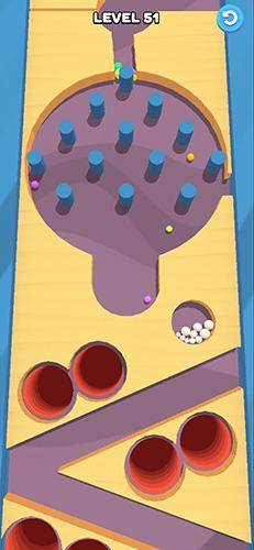 沙滩球球 V1.1.6 IOS截图3
