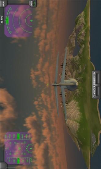飞行员飞行模拟器 3.07.2301截图2