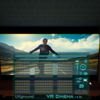 VR 3D虚拟影院