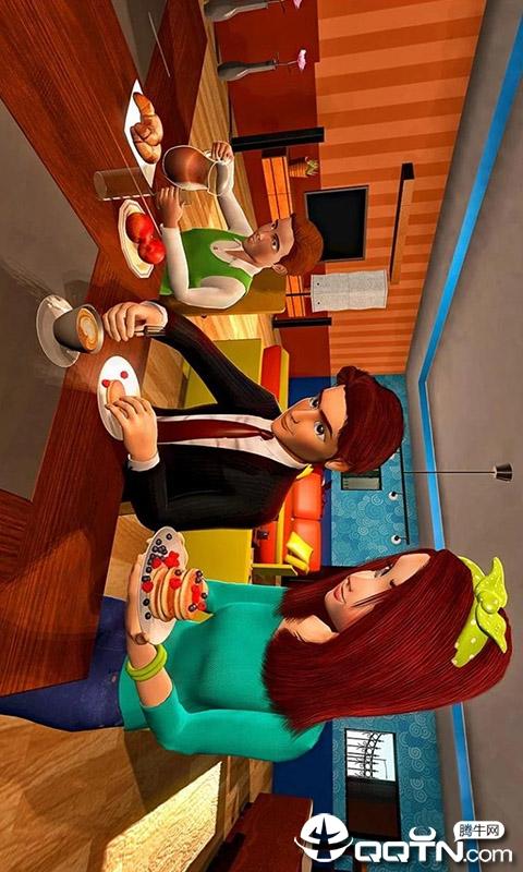 模拟都市(模拟妈妈家庭生活)截图4