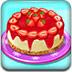制作草莓小蛋糕