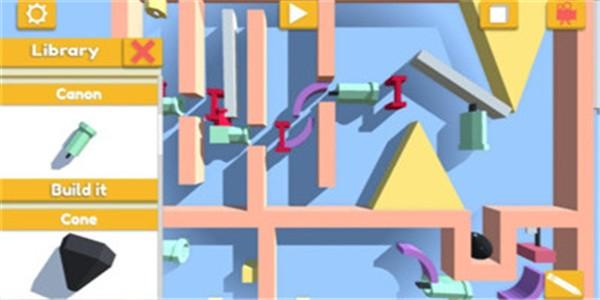 画个迷宫截图1